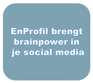 brainpower in je social media