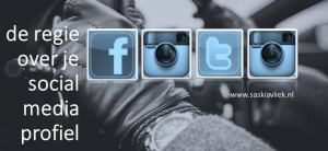 regie over je social media